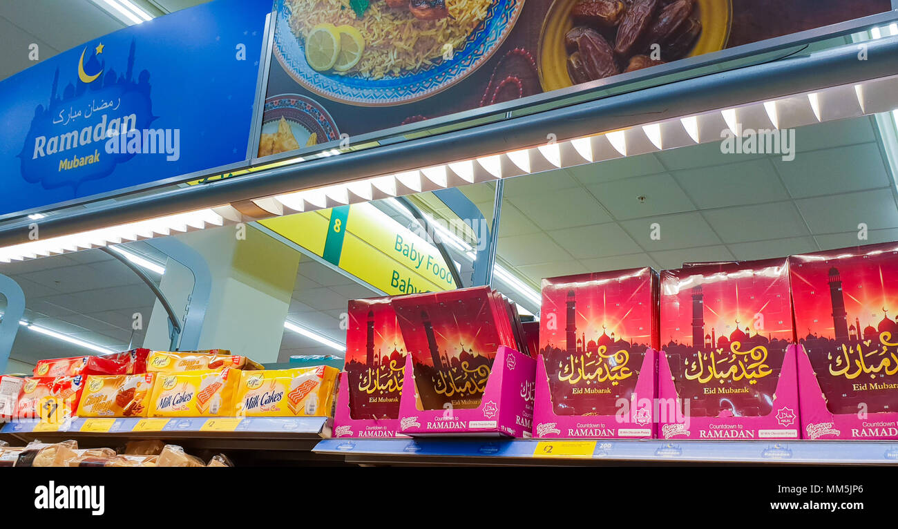 Top 2nd Eid Al-Fitr 2018 - supermarket-morrisons-stocks-up-for-ramadan-which-begins-on-wednesday-16-may-and-ends-on-thursday-14-june-2018-the-first-day-of-shawwal-and-eid-al-fitr-falls-on-friday-15-june-2018-featuring-view-where-london-united-kingdom-when-08-apr-2018-credit-dinendra-hariawenn-MM5JP6  Trends_952942 .jpg