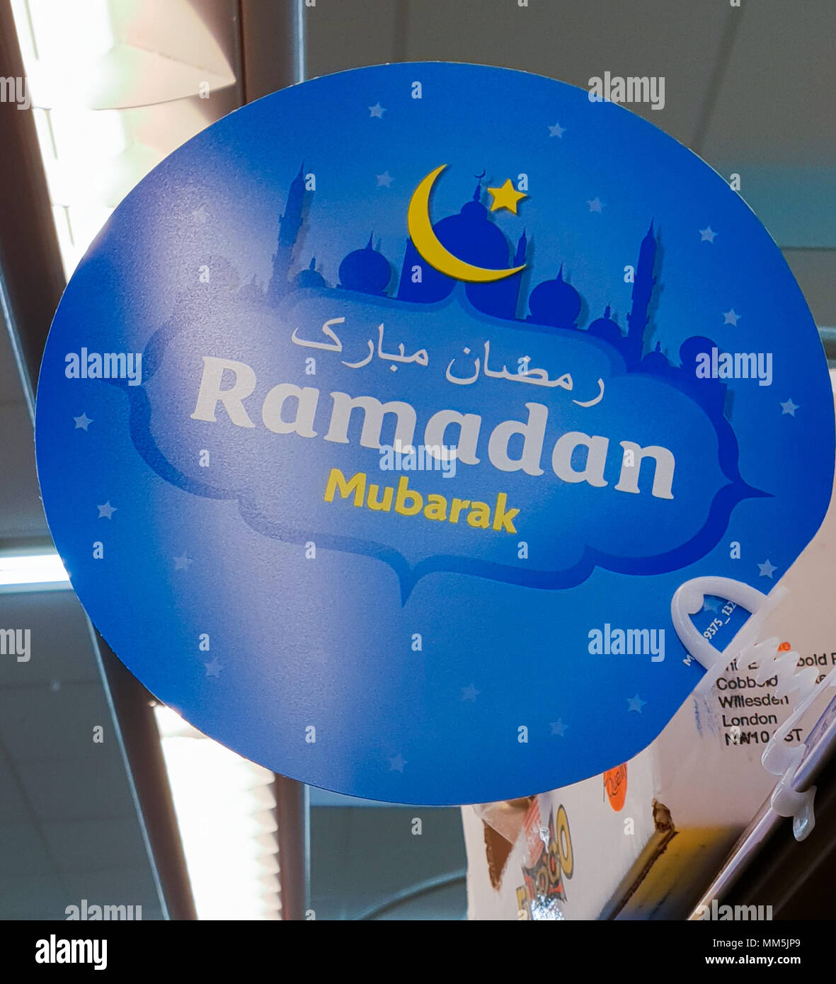 Top 2nd Eid Al-Fitr 2018 - supermarket-morrisons-stocks-up-for-ramadan-which-begins-on-wednesday-16-may-and-ends-on-thursday-14-june-2018-the-first-day-of-shawwal-and-eid-al-fitr-falls-on-friday-15-june-2018-featuring-view-where-london-united-kingdom-when-08-apr-2018-credit-dinendra-hariawenn-MM5JP9  Trends_952942 .jpg