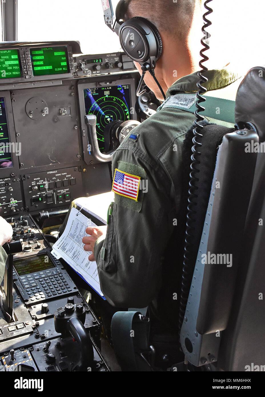First Lieutenant Jordan Lopez, pilot, 143d Airlift Squadron, Rhode Island  Air National Guard