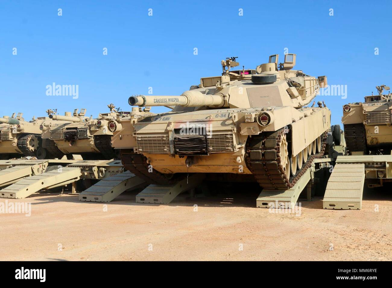 Abrams Tank Stock Photos & Abrams Tank Stock Images - Alamy