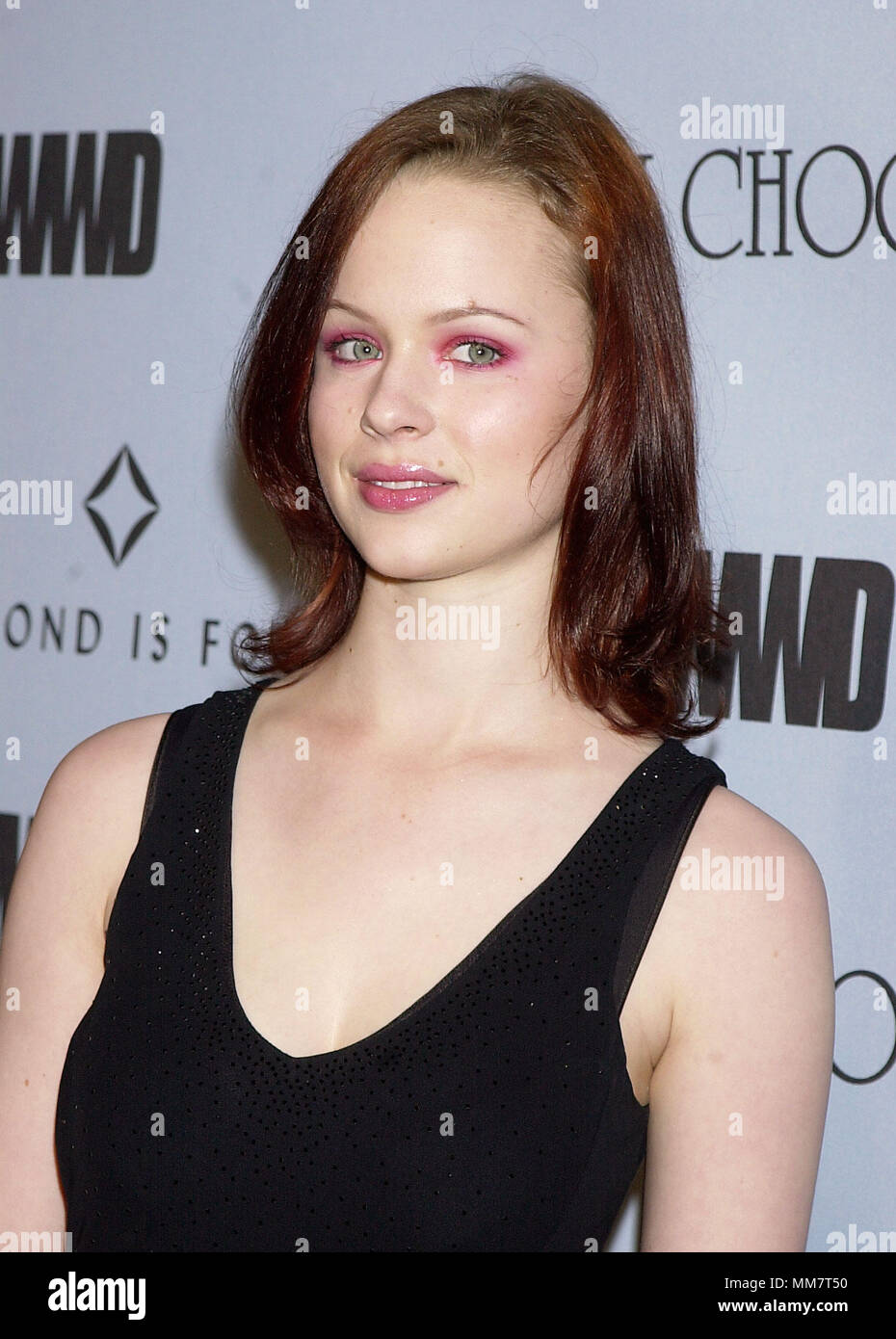 Thora Birch Arriving At The Party Diamond Is Forever In