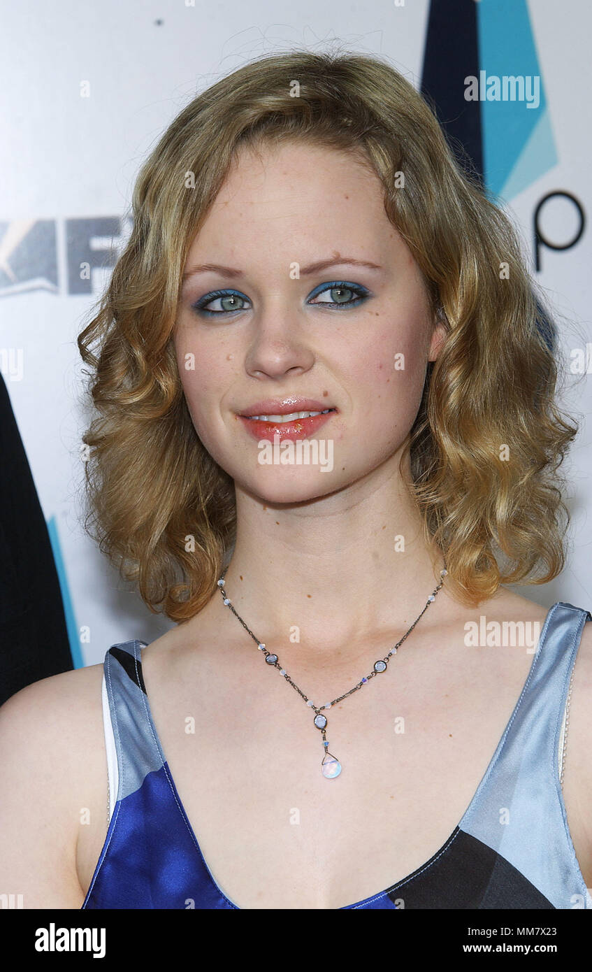 Thora Birch Arriving At The Prism Awards At The Hollywood