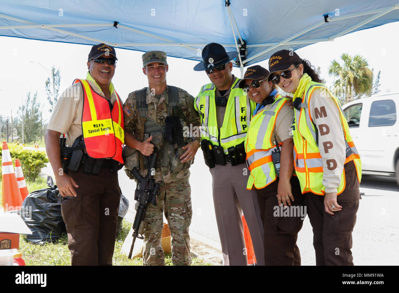 Florida Highway Patrol Stock Photos & Florida Highway Patrol