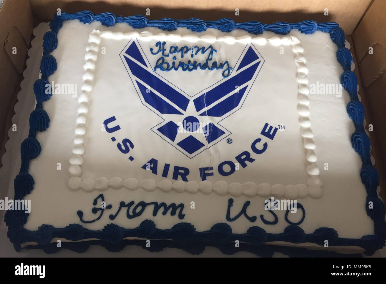Joint Base San Antonio Texas A Close Up Of A Cake Decorated To