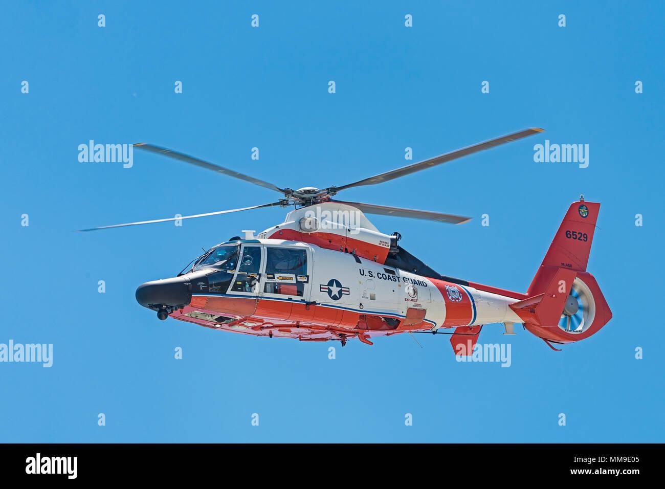Us Coast Guard Helicopter Stock Photos & Us Coast Guard