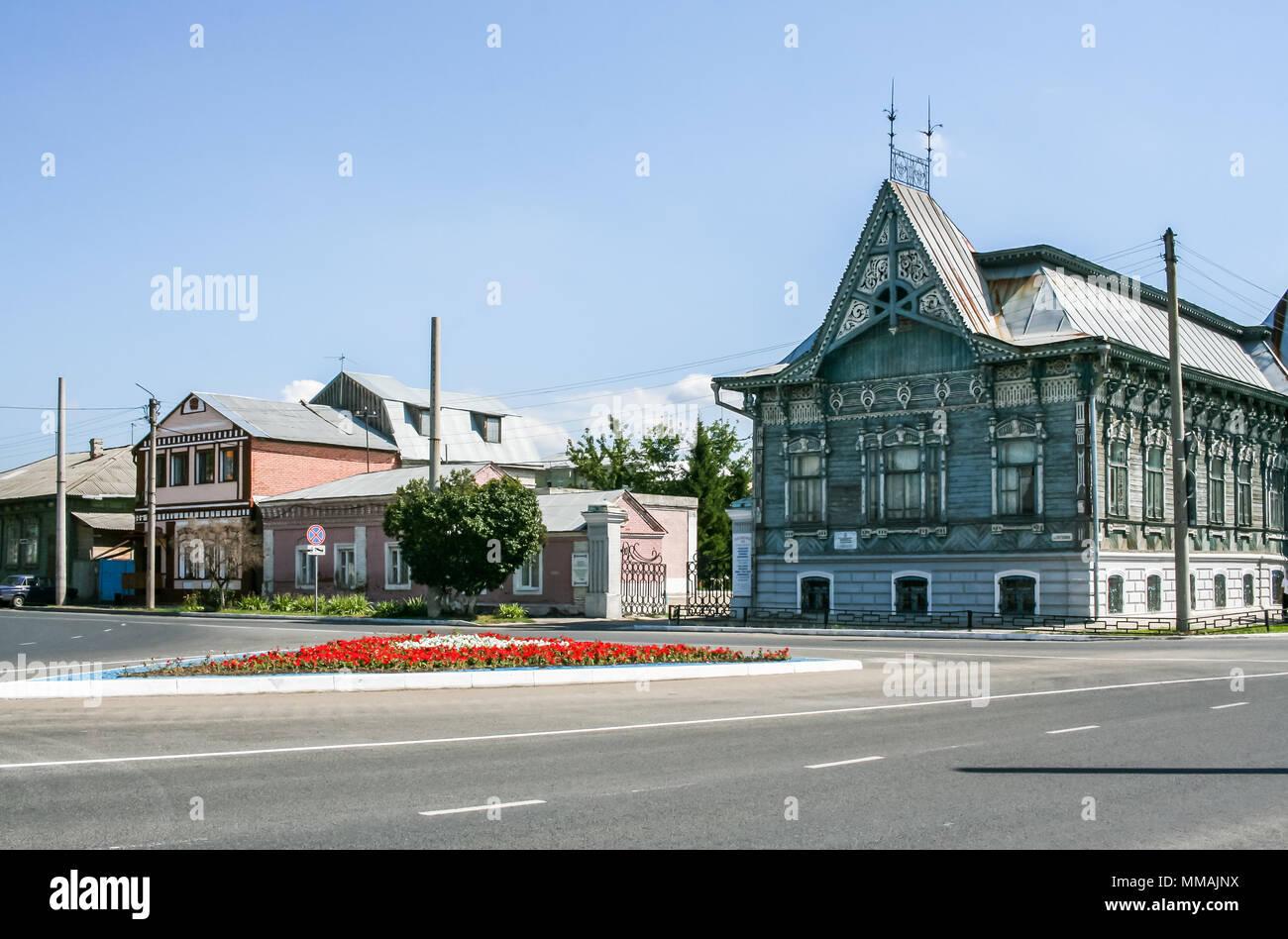 Syzran Kremlin: history, description and tips for tourists