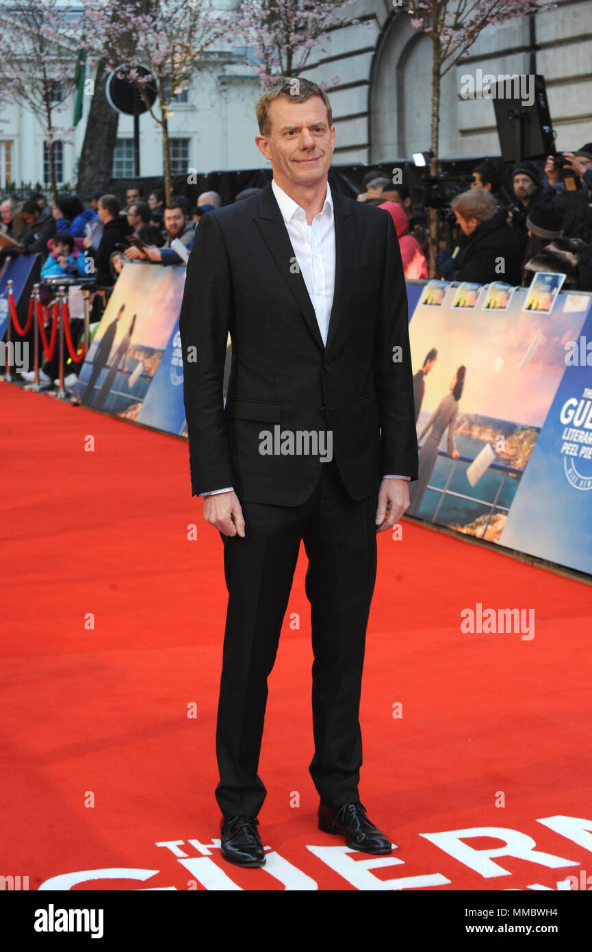 The guernsey literary and potato peel pie society film premiere in the guernsey literary and potato peel pie society film premiere in london united kingdom featuring graham broadbent where london united kingdom when malvernweather Image collections