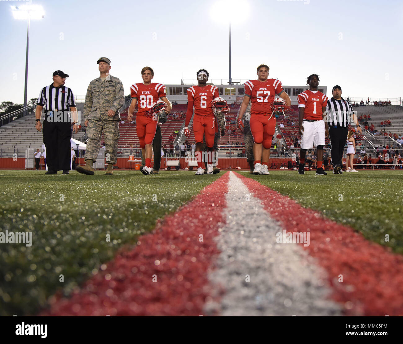 Biloxi High School Football High Resolution Stock Photography And Images Alamy
