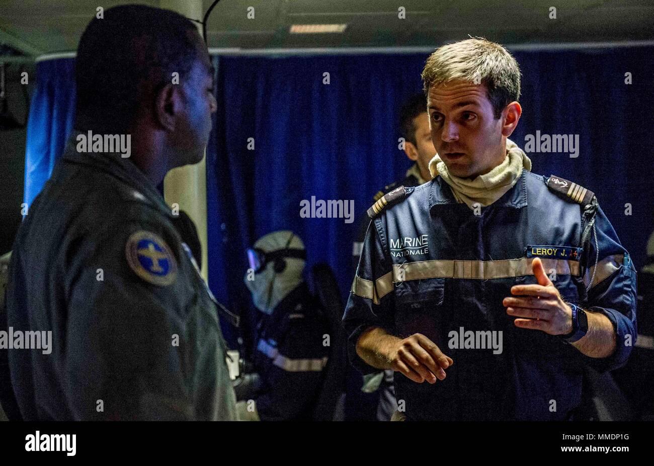 171018 N Ng136 114 Atlantic Ocean Oct 18 2017 Commander