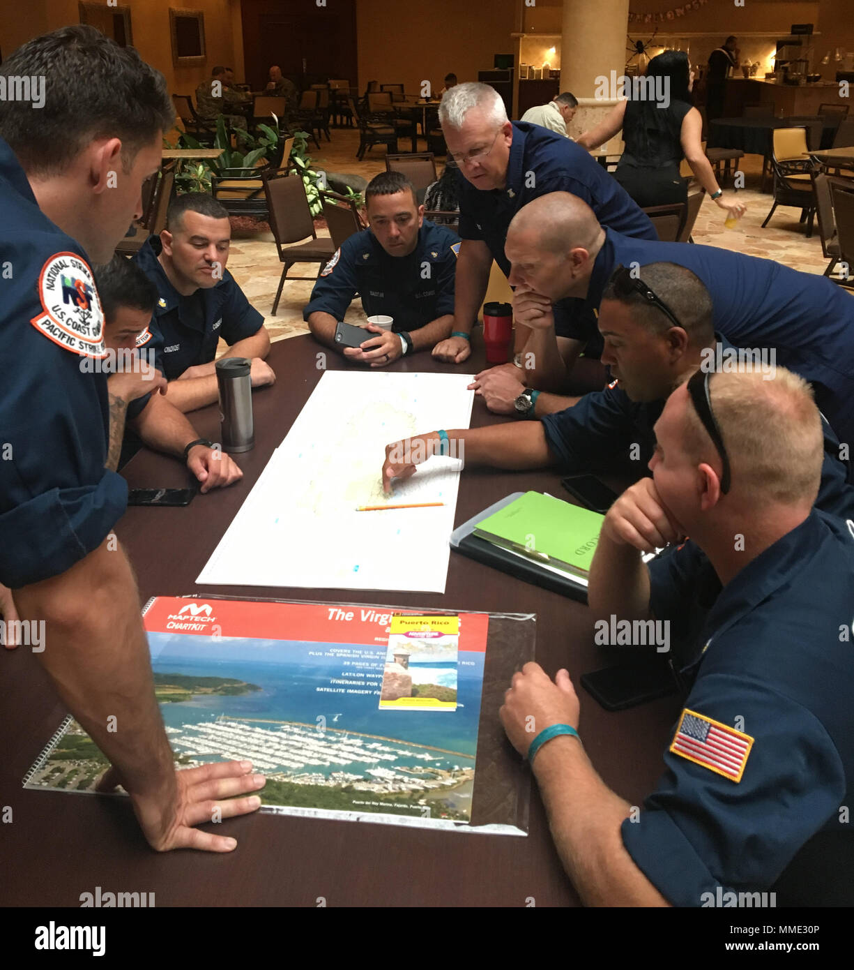 Federal Support For Potent New >> U S Coast Guard Master Chief Petty Officer Christopher James The