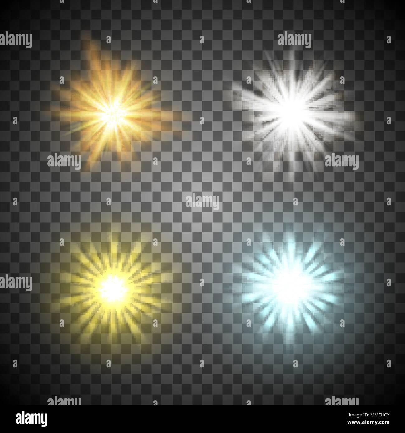 shining star Stock Vector