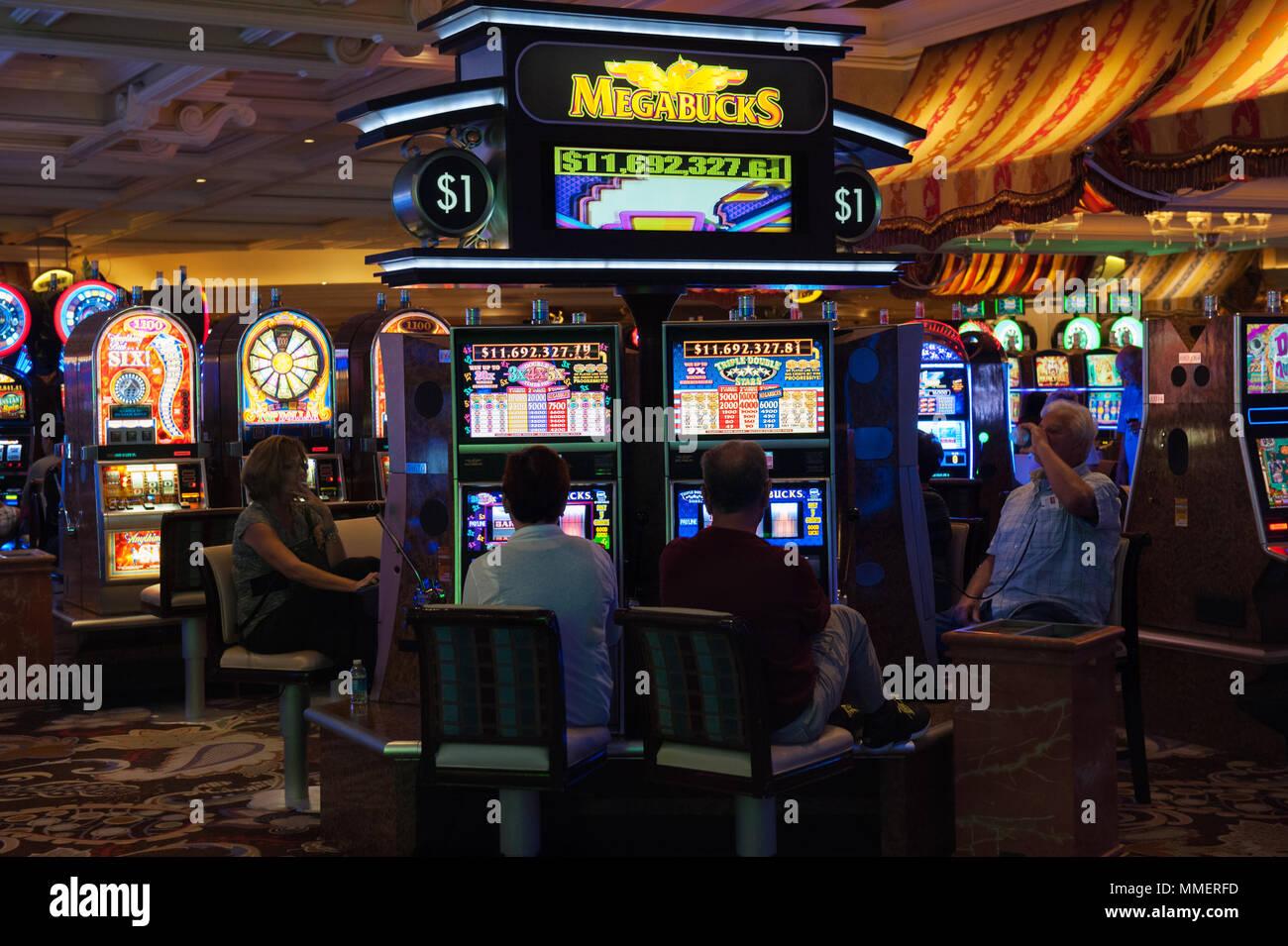Megabuck slot machines las vegas vegas gambling coupons