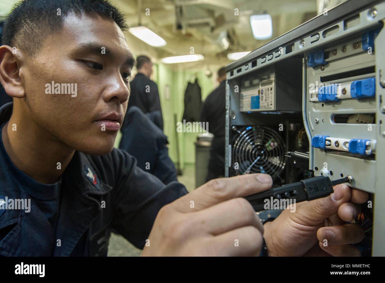 Maritime Expeditionary Command And Control Stock Photos