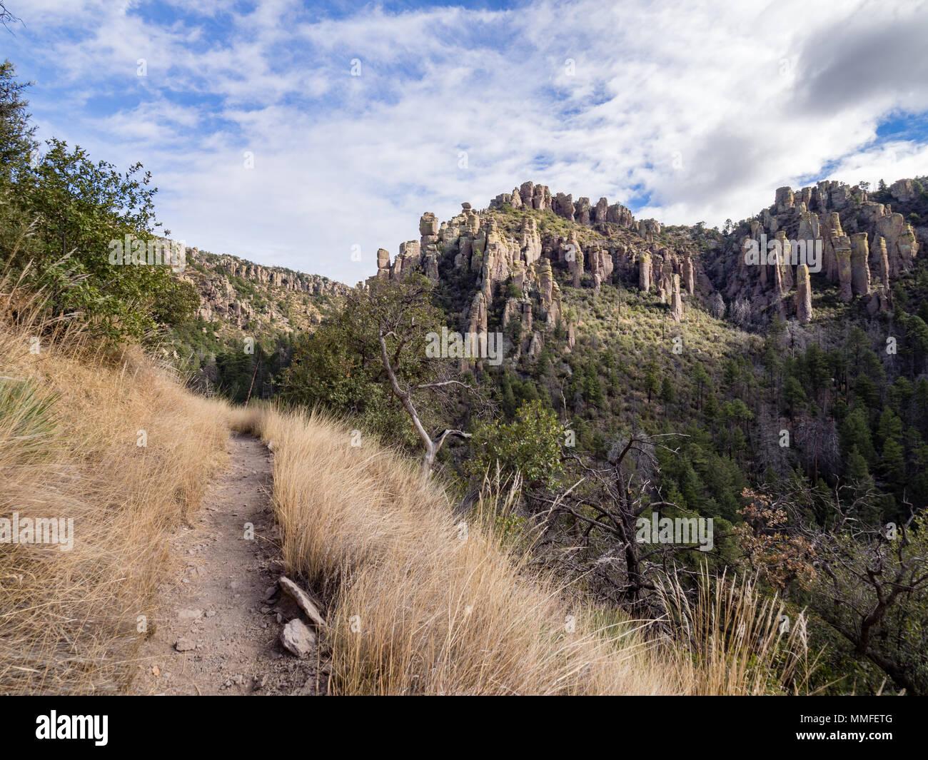 Hailstone Trail, Chiricahua National Monument, near Willcox