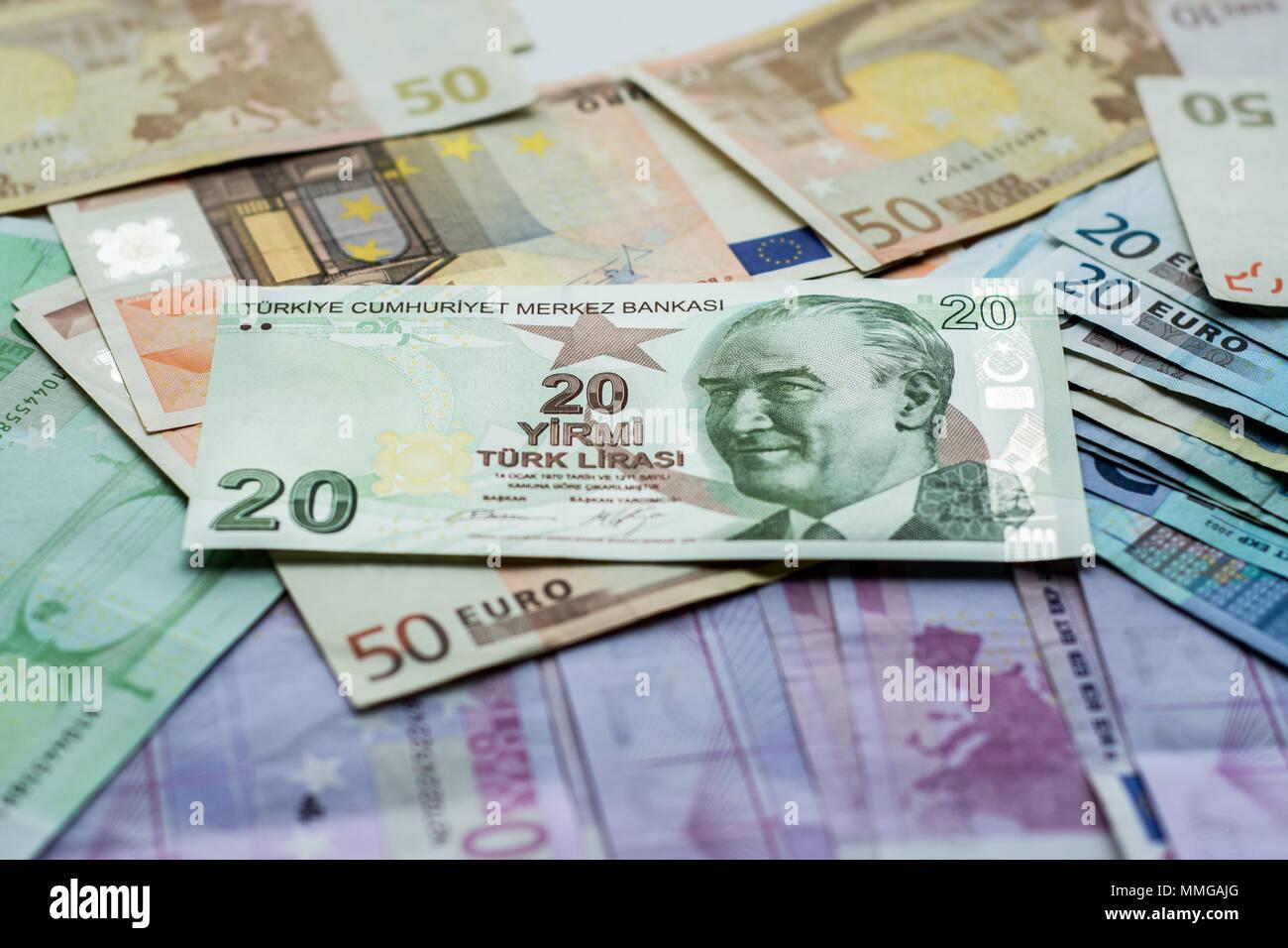 Euro lira