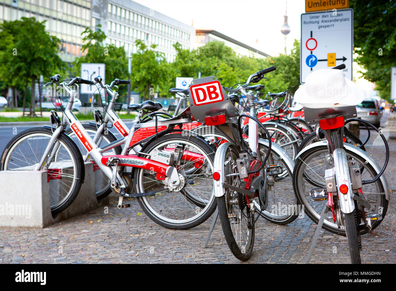 German Bicycle Company Stock Photos & German Bicycle Company