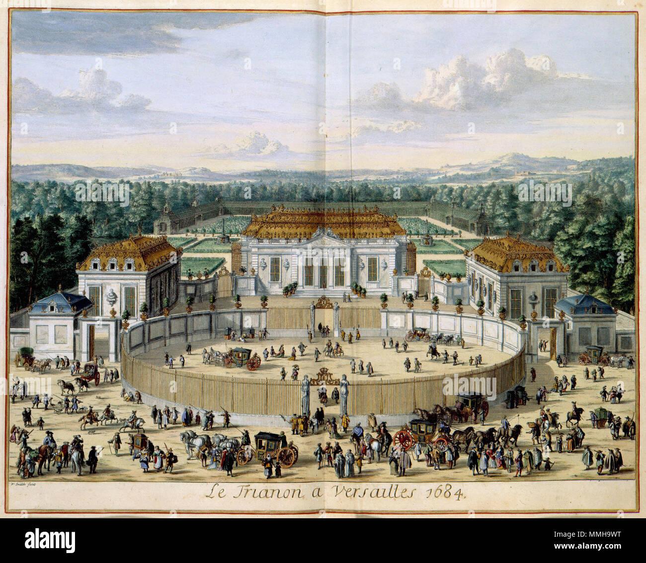Paleis Van Versailles Tuin.Nederlands De Tuinen Van Het Kasteel Van Versailles Worden