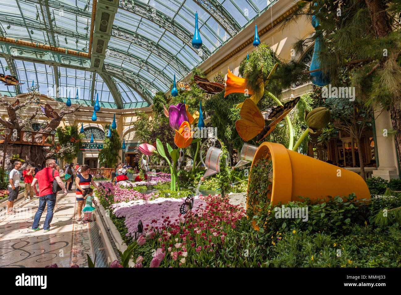 The Us Botanical Gardens Stock Photos & The Us Botanical Gardens ...