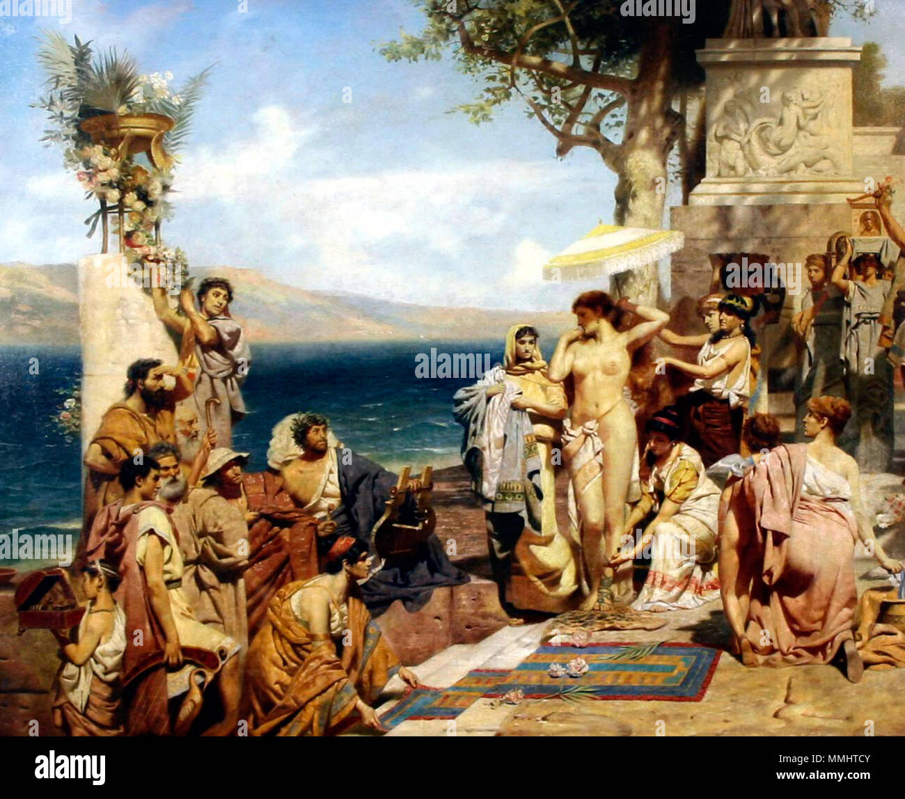 Eleusis Stock Photos Amp Eleusis Stock Images Alamy