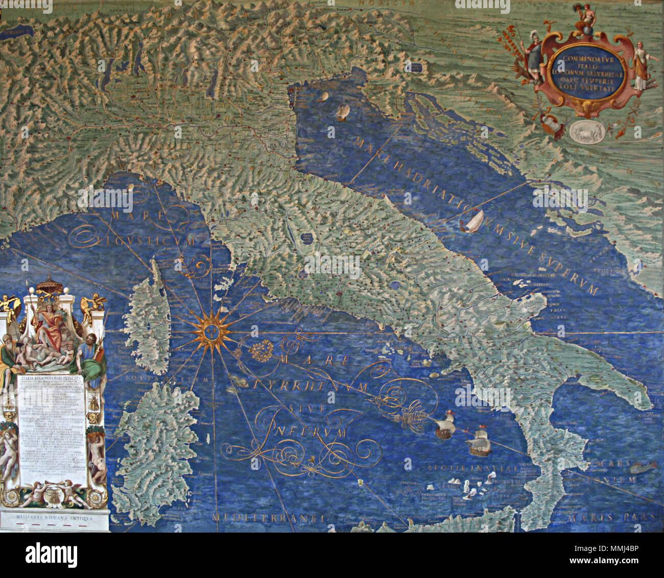 Carte Italie Et Sardaigne.Francais Carte De L Italie De La Corse Et De La Sardaigne