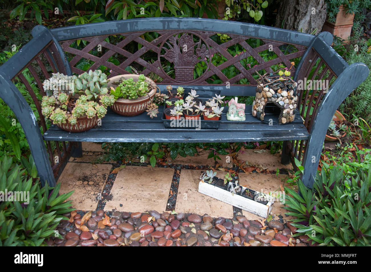 Pleasant Garden Seat In A Subtropical Garden Setting Brisbane Caraccident5 Cool Chair Designs And Ideas Caraccident5Info