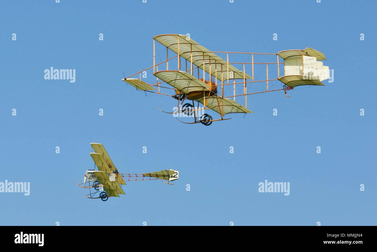 old time flying machines