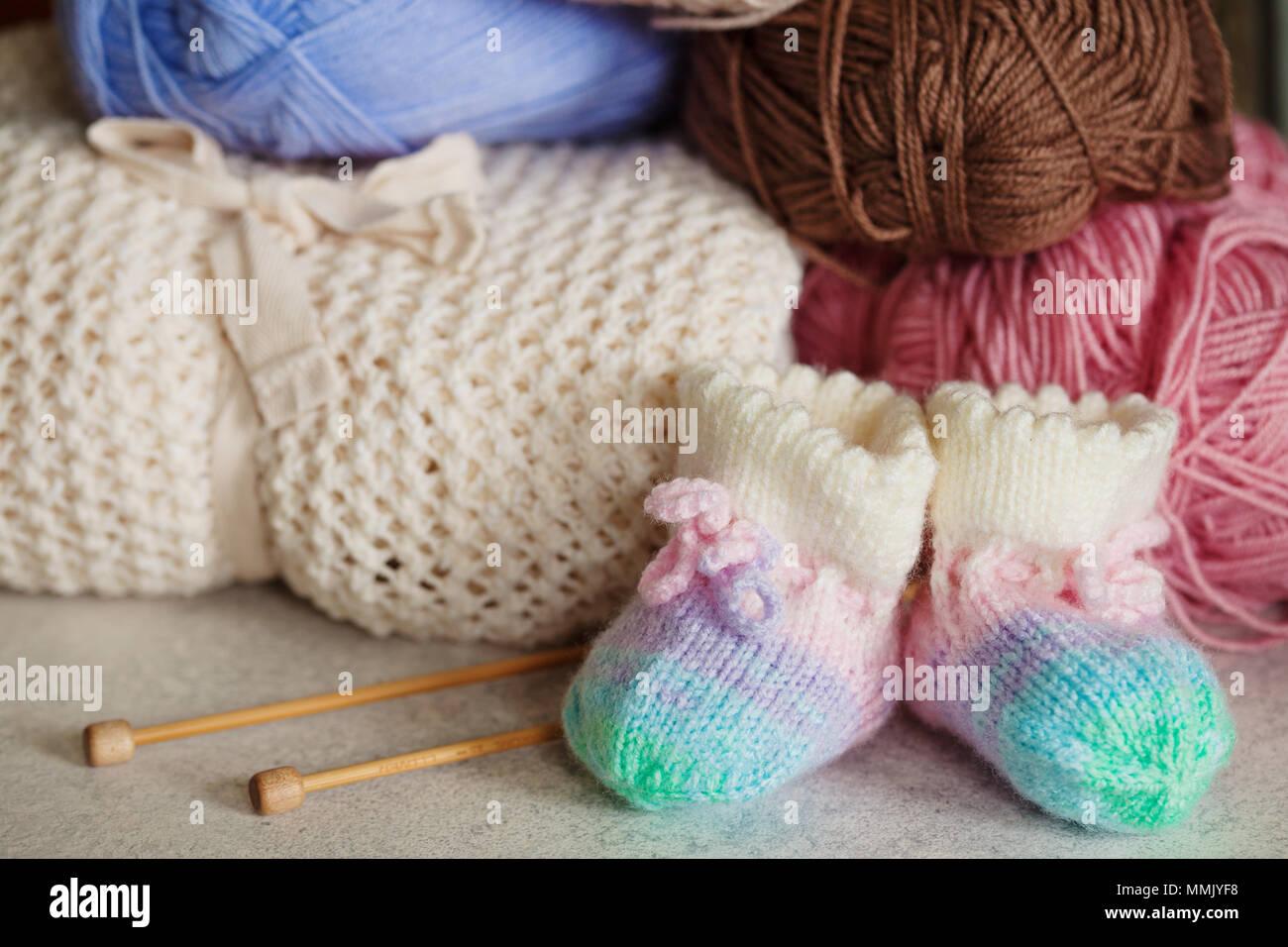 b1c80ca4f8f1 Cute handmade baby clothes for girl s birth. Wowen wrap