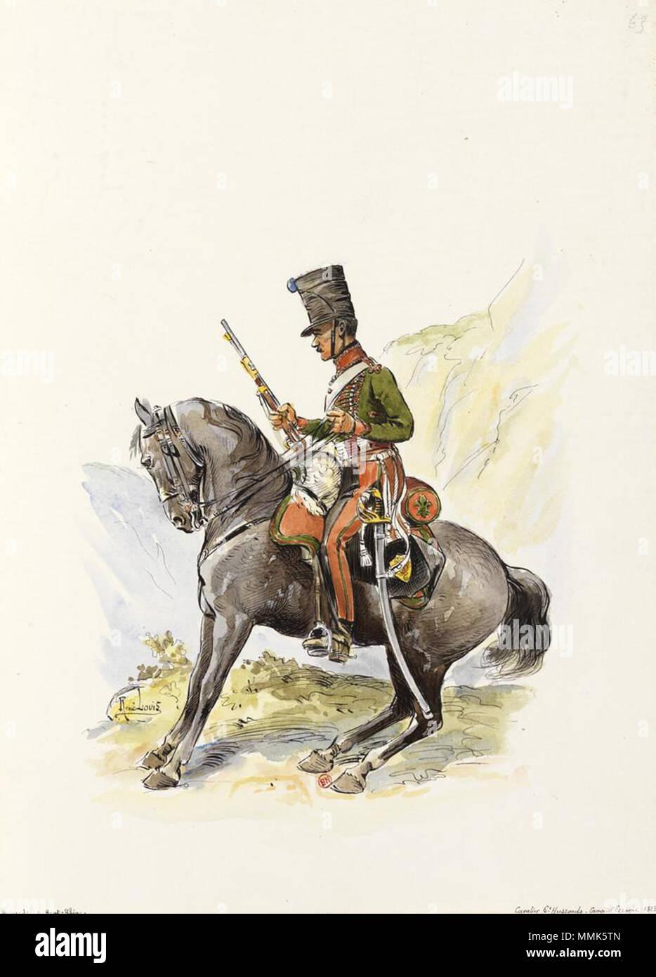 5e Saddle Of The Cavalier