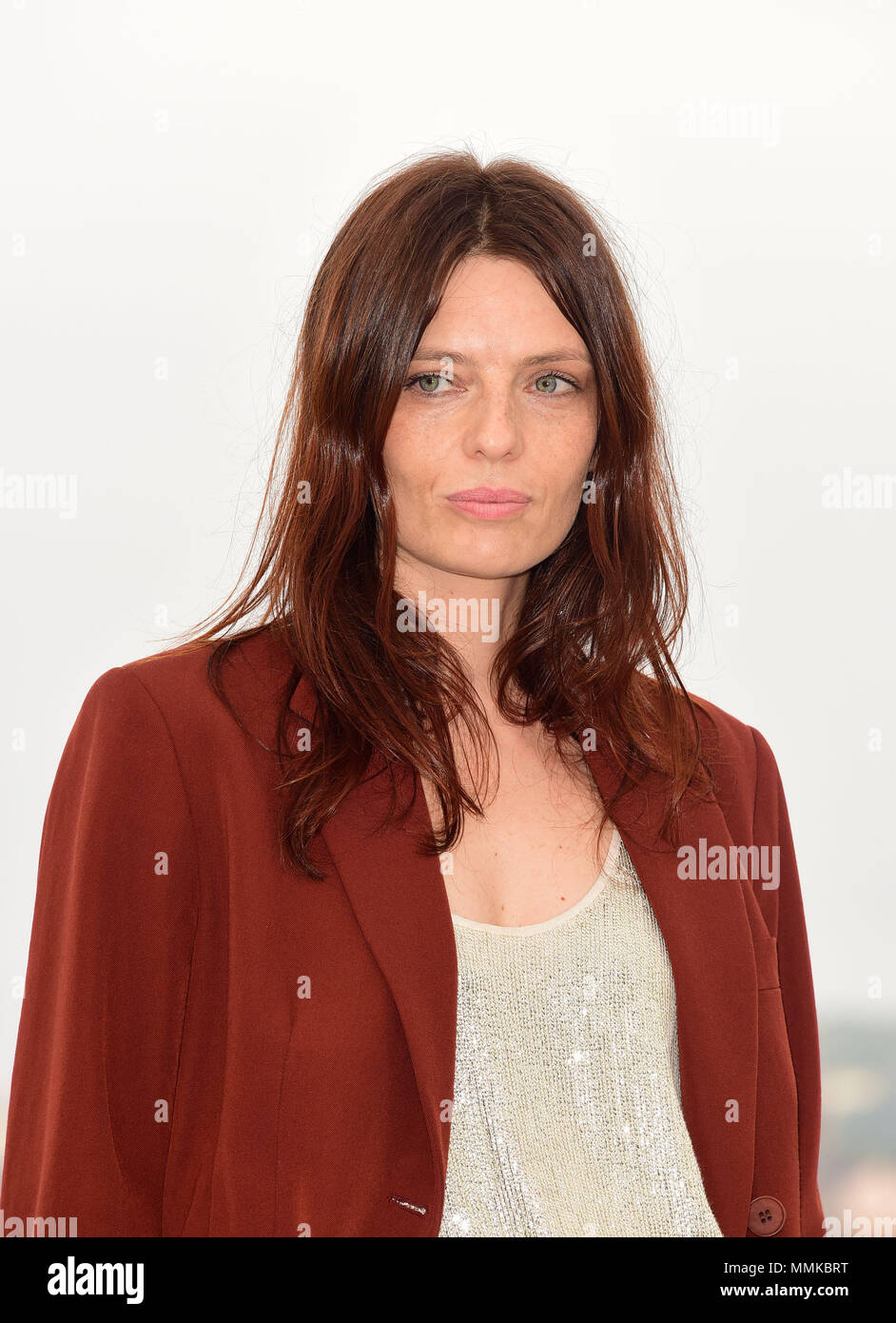 Cannes, France. 12th May 2018. Vanessa Fillho  attending Photocall for GUEULE D' ANGE   at Cannes Film Feadistival 12th May 2018 Credit: Peter Phillips/Alamy Live News Stock Photo