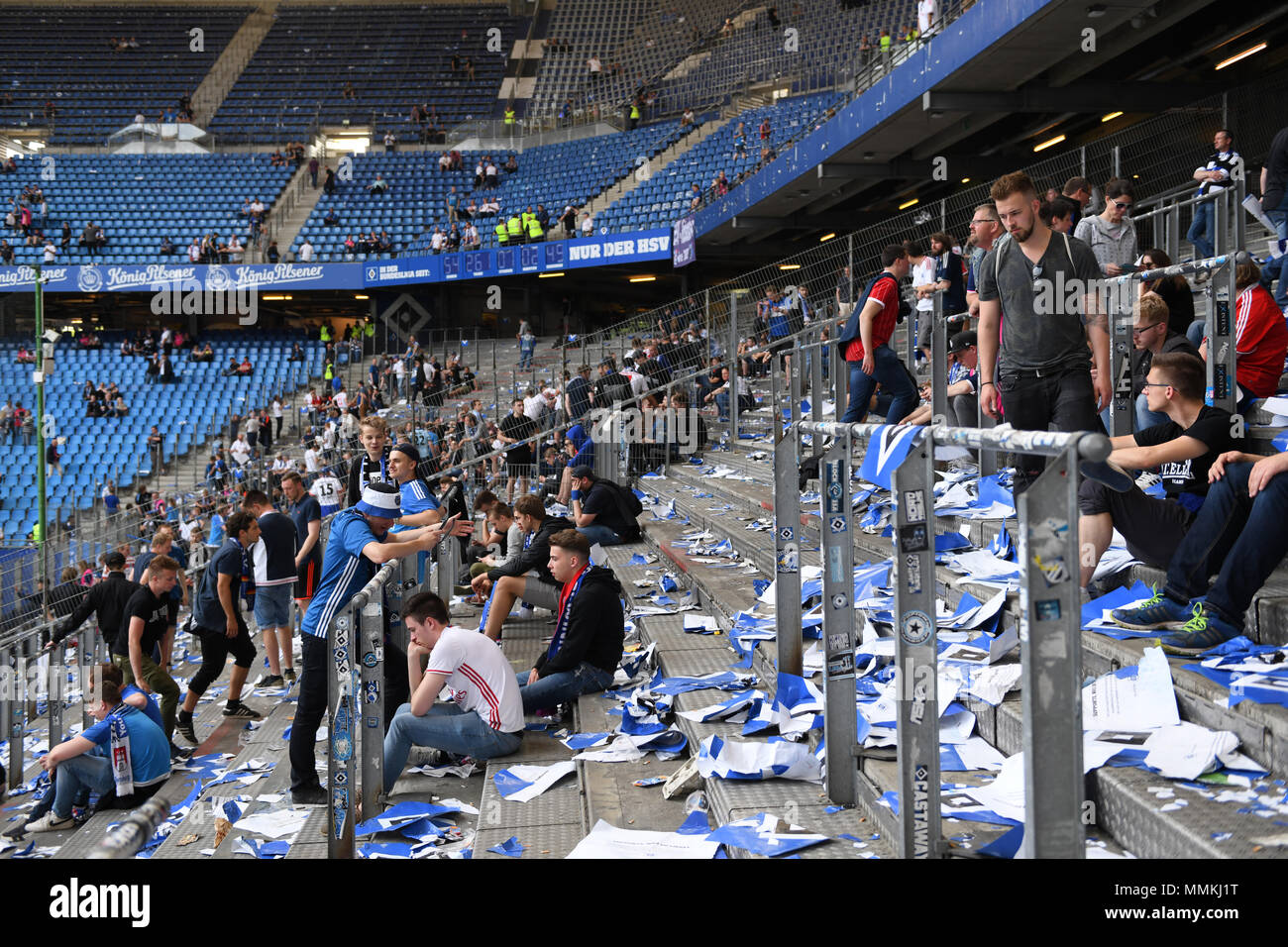 Hsv Hamburg High Resolution Stock Photography And Images Alamy