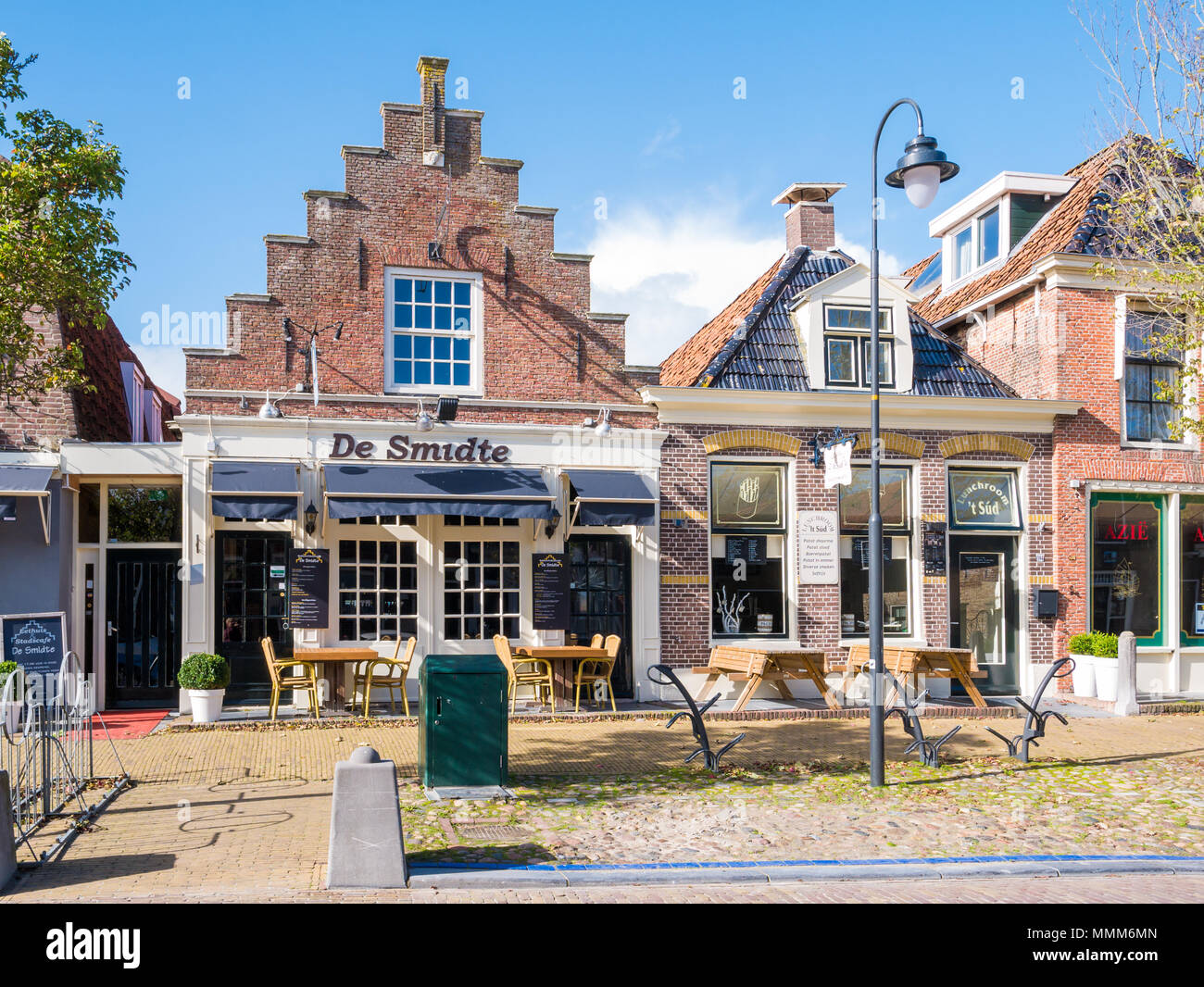 front facades of historic houses now cafes in city centre of old rh alamy com house_owner in jail house_owner minecraft