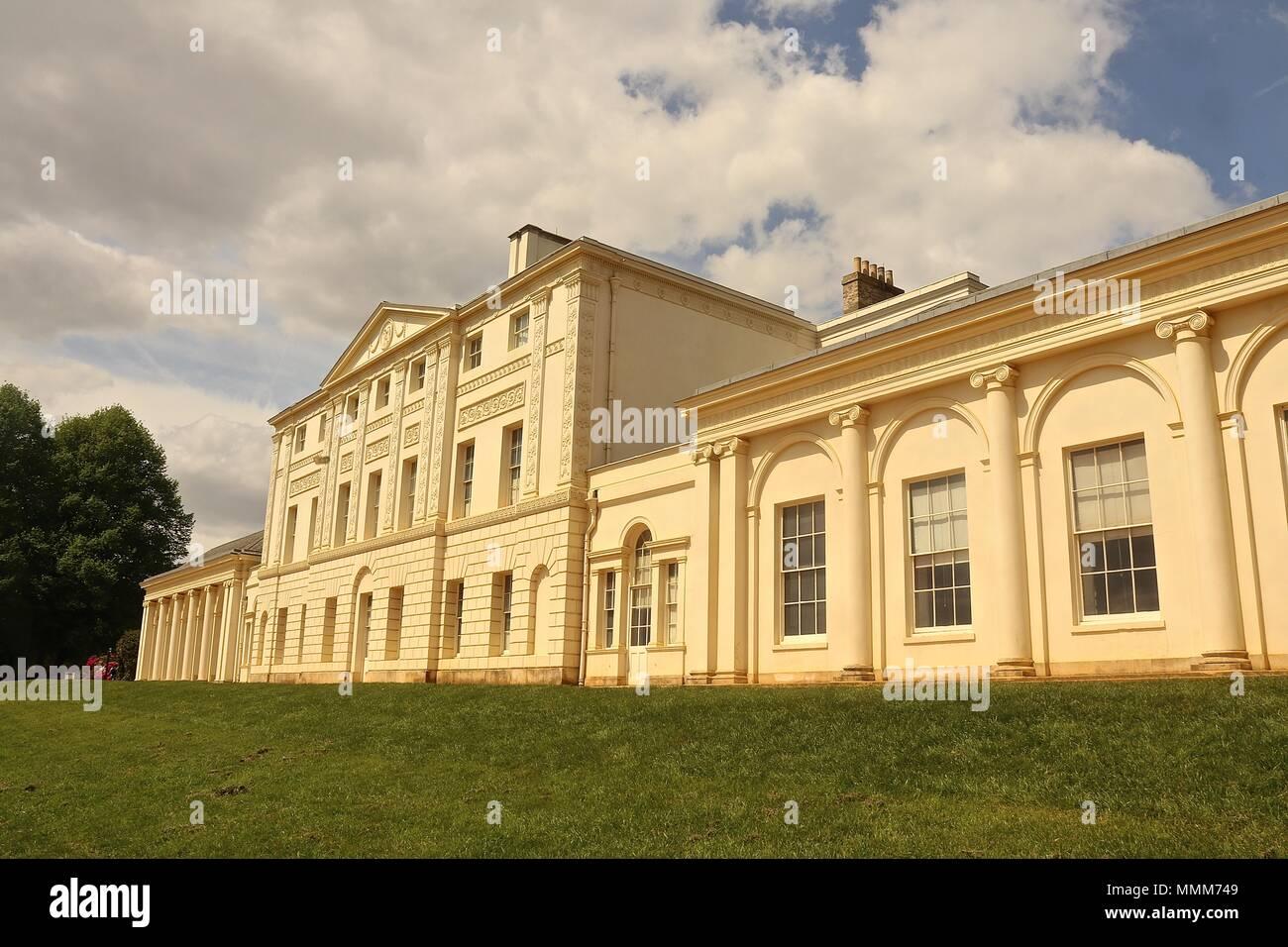 Kenwood House hampstead Heath May 2018 - Stock Image