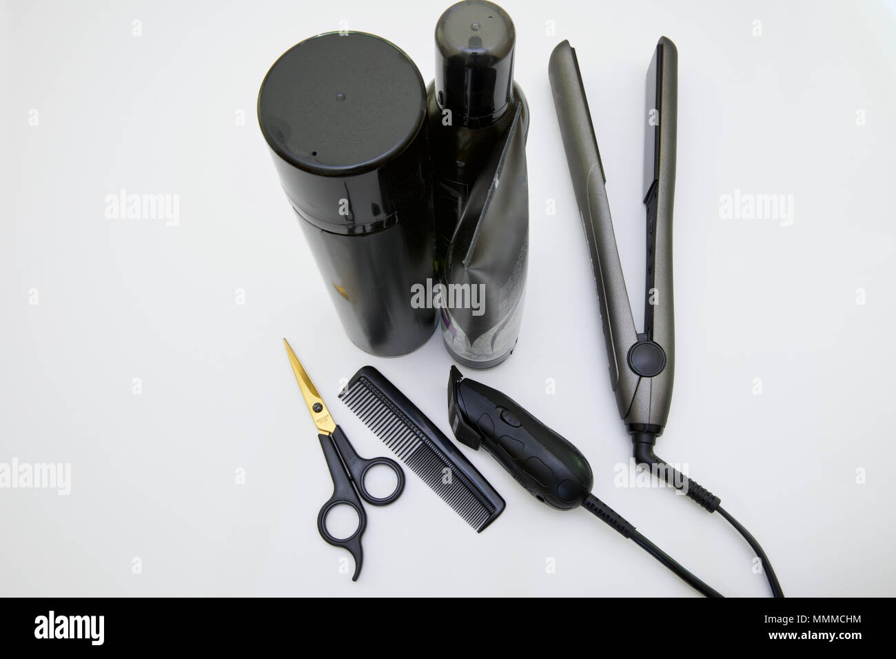hairstylist tools stock photos hairstylist tools stock images alamy