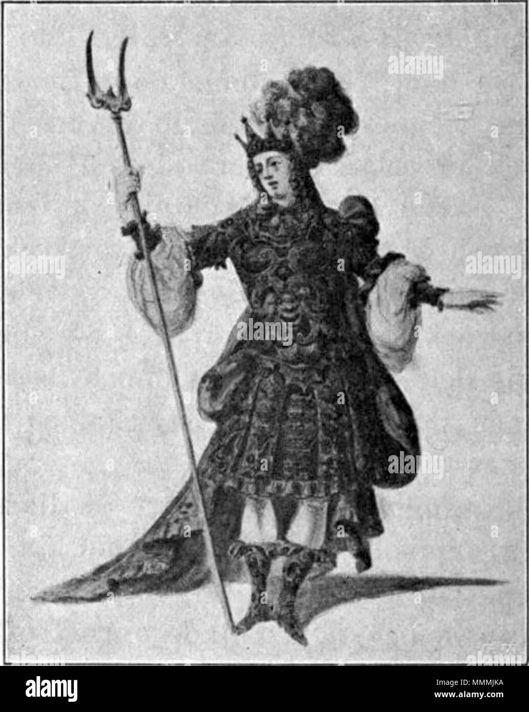 English  Theatre costume from 1700th century. Svenska  Teaterkostym från  1600-talet . 9048636b225da