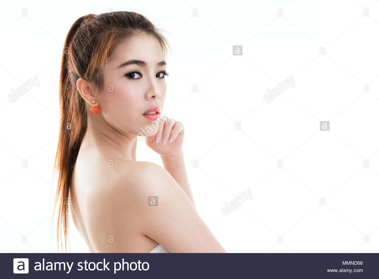 Huge natural latina tits