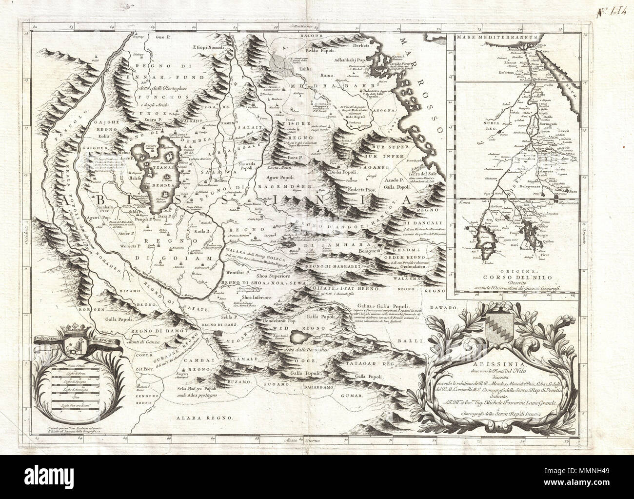 English: This is Coronelli's important 1690 map of Ethiopia ... on kingdom of rwanda map, kingdom of madagascar map, kingdom of albania map, kingdom of bhutan map, kingdom of jordan map, kingdom of norway map, kingdom of edom map, kingdom of two sicilies map, kingdom of ghana map, kingdom of congo map, kingdom of benin map, kingdom of armenia map, kingdom of russia map, kingdom of axum map, kingdom of sheba map, kingdom of cyprus map, kingdom of dahomey map, kingdom of mali map, kingdom of egypt map, kingdom of germany map,