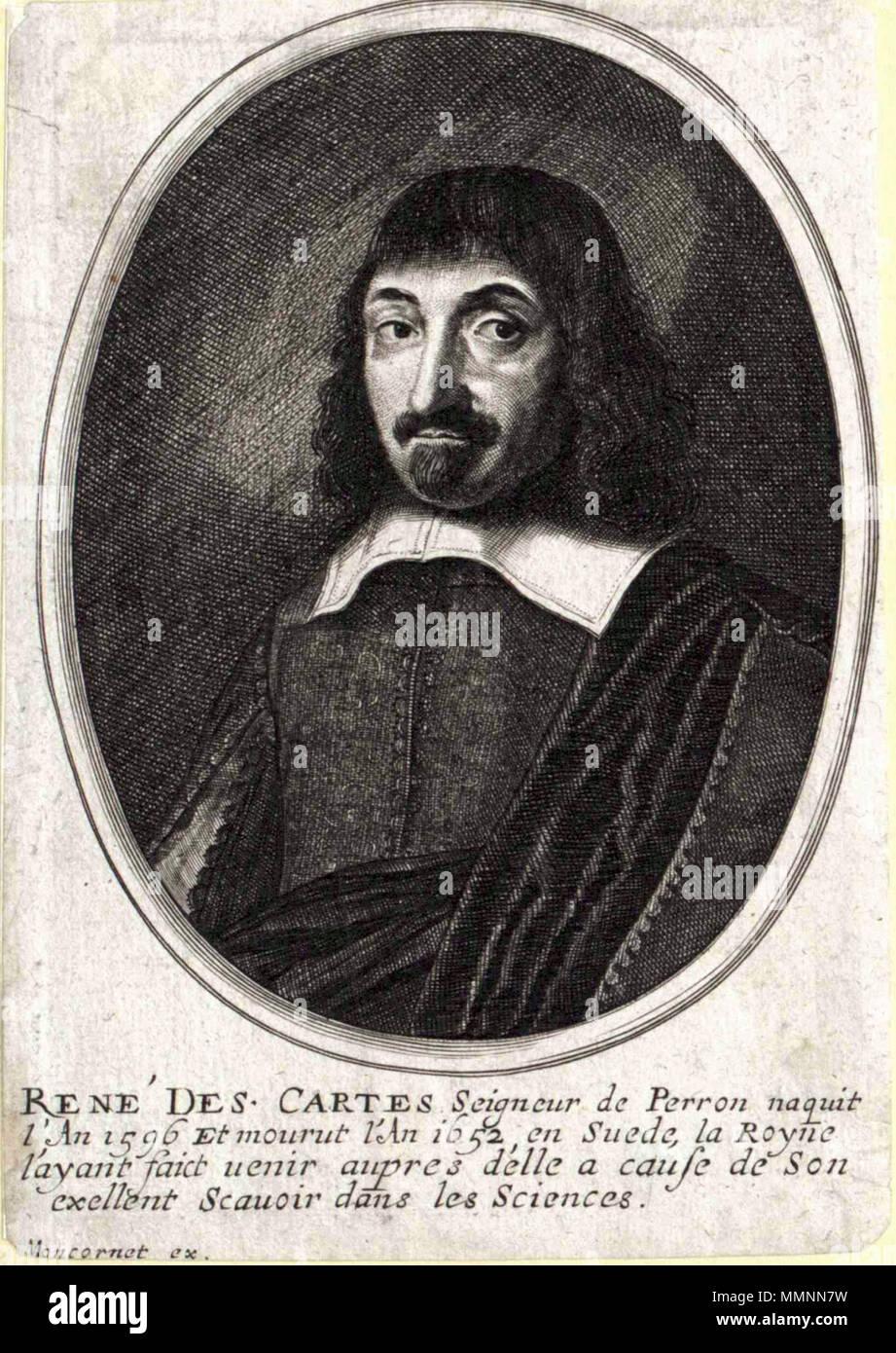 when was rene descartes born
