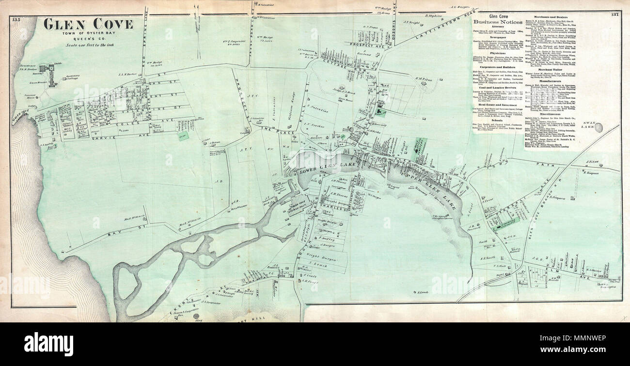 English: A scarce example of Fredrick W. Beers' map parts of ... on olean map, cohoes map, huntington map, old saybrook map, farmingdale map, salisbury map, westbury map, glens falls map, floral park map, great river map, kensington map, crystal cove hiking map, brookhaven map, cove utah map, hammondsport map, town of hempstead map, chicopee map, fairhaven map, city island map, oil city map,