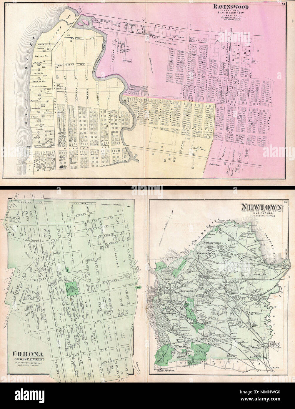 English: A scarce example of Fredrick W. Beers' two map set ... on nyc street map, manhattan bus map, east river ny map, western new york ny map, east river park map, east river park ny, northern boulevard flushing ny map, east river station, whitestone new york map, east river nyc map, ctaf frequency map, east river greenpoint map, long island city street map, east river running map, new york new jersey rivers map, east river bronx map, east river colorado map, east river bridges map, east river ferry map, east river manhattan map,