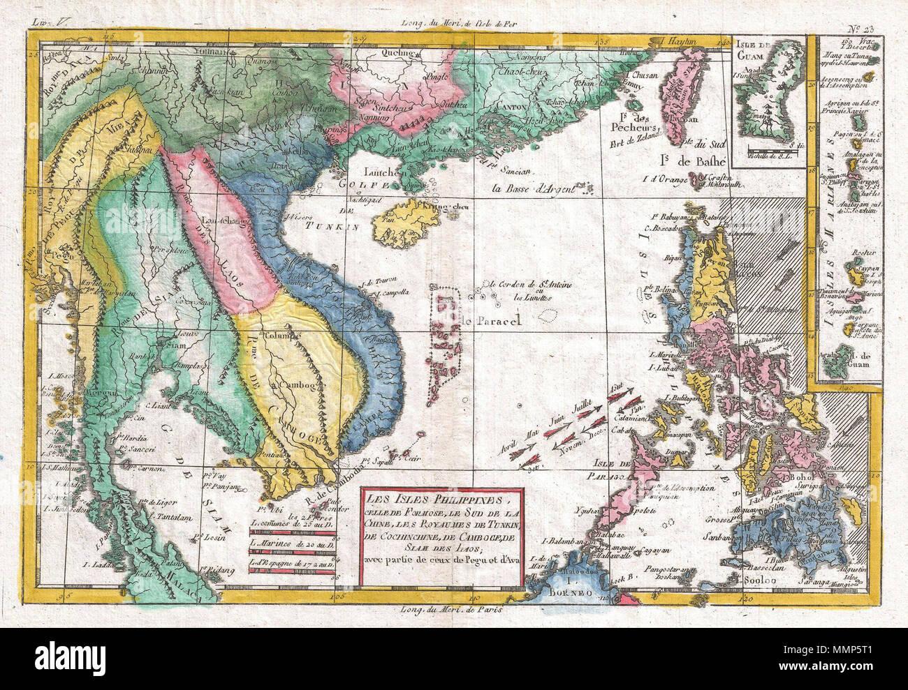 Modern Day China Map.Bonne Map Of China Stock Photos Bonne Map Of China Stock Images