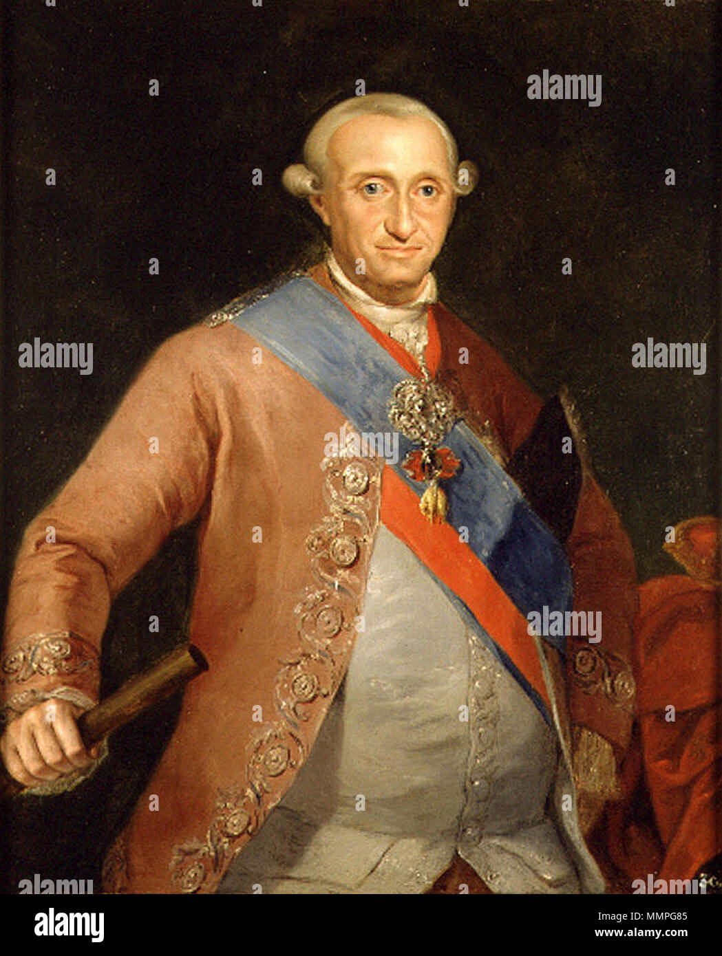 Carlos Iv De España High Resolution Stock Photography And Images Alamy