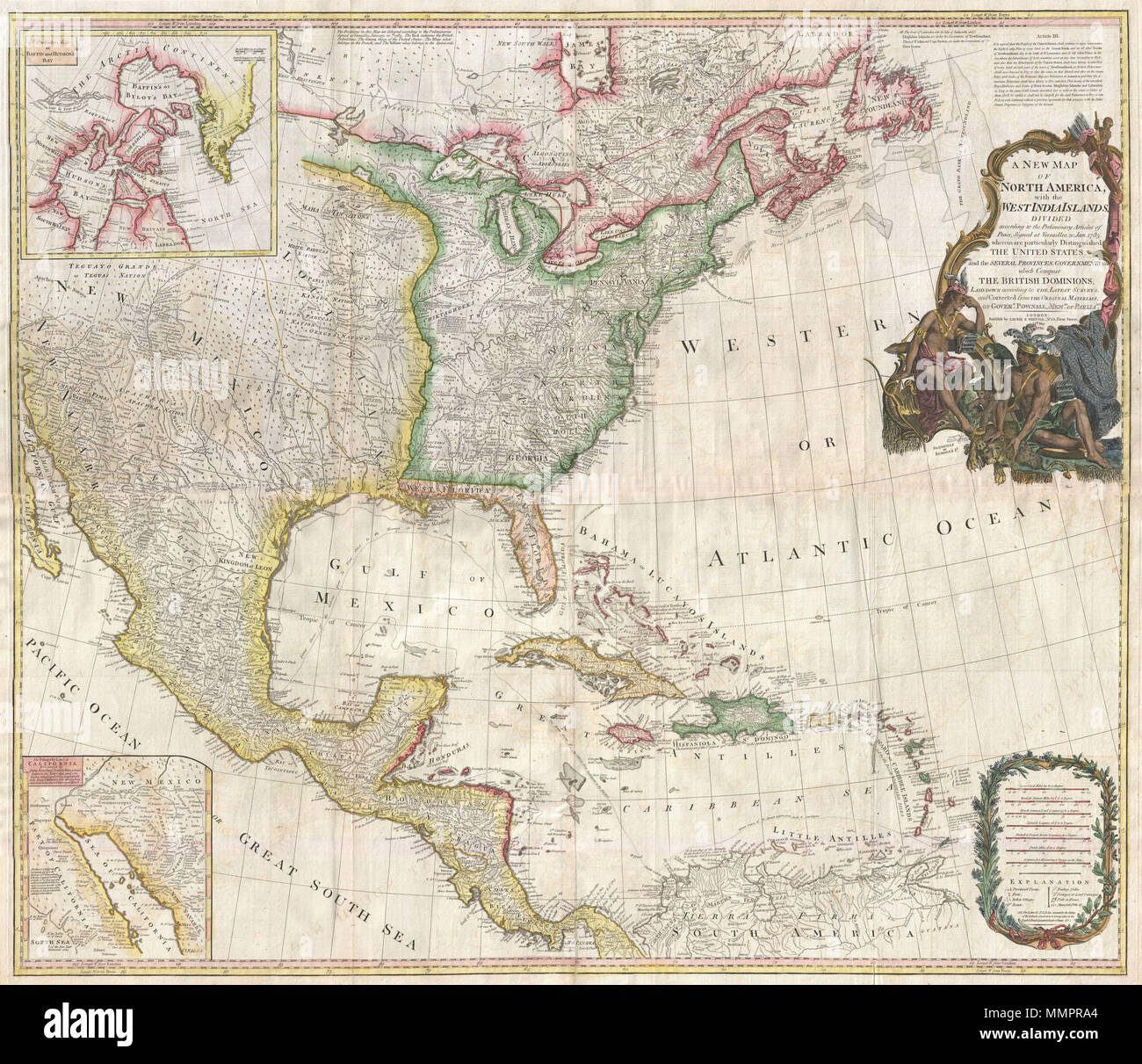 English: An extraordinary monumentally proportioned 1794 map of ...