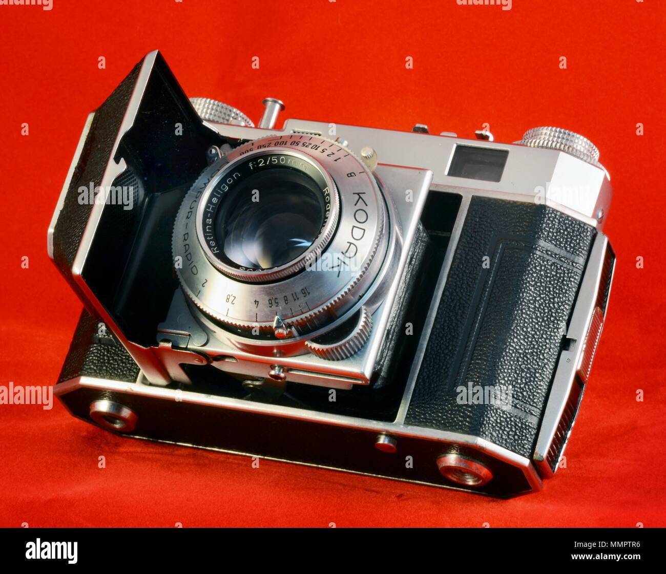 Kodak Retina II (Type 014) 1949-1950 Retina was the brand