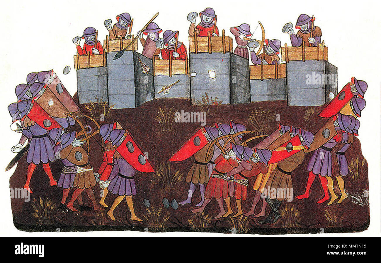 11th Century English Home - english-miniature-from-the-alba-bible-1430-an-illuminated-manuscript-translation-of-the-old-testament-made-directly-from-hebrew-into-mediaeval-castilian-showing-jews-defending-jerusalems-wall-while-it-is-being-built-according-to-the-bible-before-king-davids-conquest-of-jerusalem-in-the-11th-century-bc-the-city-was-home-to-the-jebusites-the-bible-describes-the-city-as-heavily-fortified-with-a-strong-city-wall-the-city-ruled-by-king-david-is-now-believed-to-be-southwest-of-the-old-city-walls-outside-the-dung-gate-his-son-king-solomon-extended-the-city-walls-and-then-in-about-440-bc-MMTN15_Top 11th Century English Home - english-miniature-from-the-alba-bible-1430-an-illuminated-manuscript-translation-of-the-old-testament-made-directly-from-hebrew-into-mediaeval-castilian-showing-jews-defending-jerusalems-wall-while-it-is-being-built-according-to-the-bible-before-king-davids-conquest-of-jerusalem-in-the-11th-century-bc-the-city-was-home-to-the-jebusites-the-bible-describes-the-city-as-heavily-fortified-with-a-strong-city-wall-the-city-ruled-by-king-david-is-now-believed-to-be-southwest-of-the-old-city-walls-outside-the-dung-gate-his-son-king-solomon-extended-the-city-walls-and-then-in-about-440-bc-MMTN15  Gallery_715650.jpg
