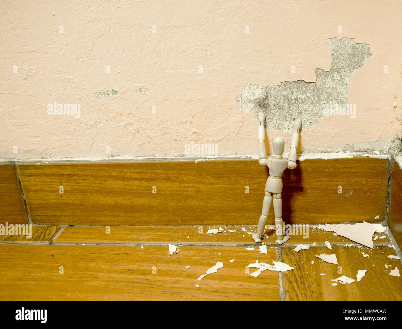 Plaster Walls Stock Photos & Plaster Walls Stock Images - Alamy