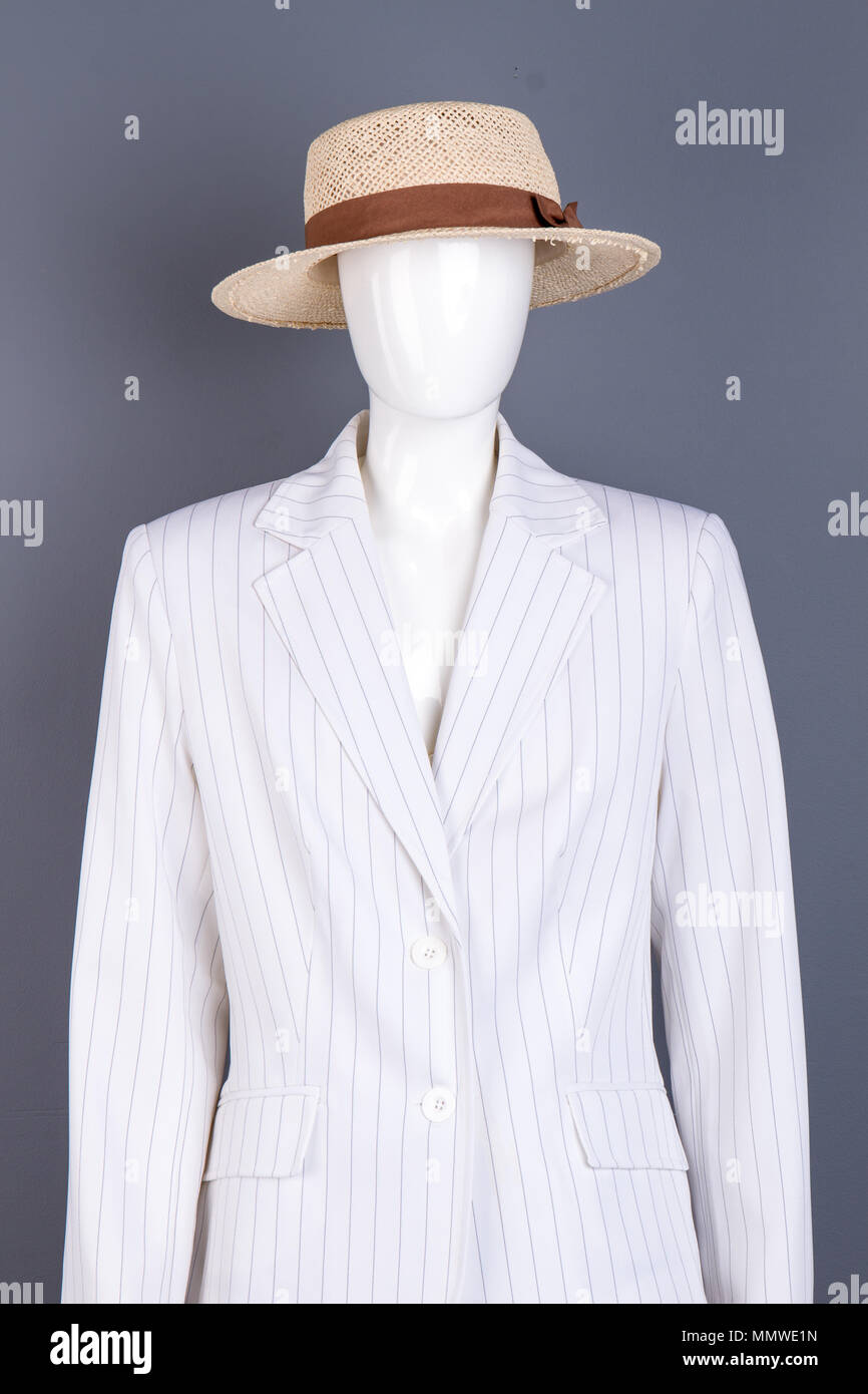 cd5f4e585ae175 Blazer And Hat Stock Photos & Blazer And Hat Stock Images - Alamy