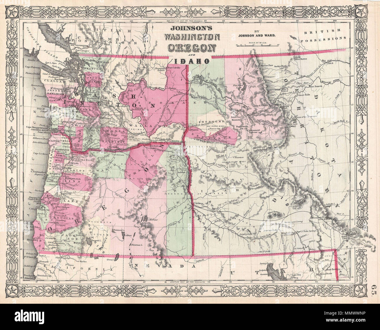 English: This is A. J. Johnson's beautifully hand colored ... on georgia counties map with cities, idaho medicaid regions map, tennessee counties map with cities, idaho highway map, nc counties map with cities, ohio counties map with cities, missouri counties map with cities, virginia counties map with cities, maryland counties map with cities, kentucky counties map with cities, oregon counties map with cities, oklahoma counties map with cities, indiana counties map with cities, all idaho cities, colorado counties map with cities, california counties map with cities, pa counties map with cities, michigan counties map with cities, alabama counties map with cities, florida counties map with cities,