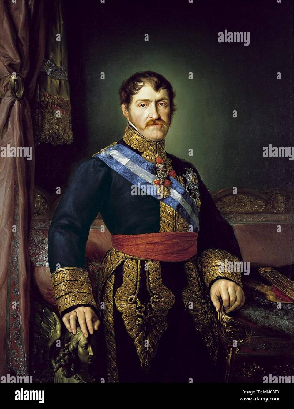 Carlos Iv De España High Resolution Stock Photography And Images Alamy
