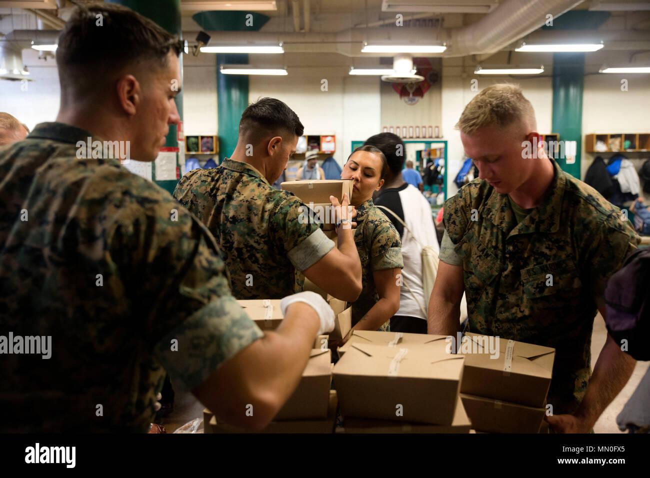 Where to meet marines