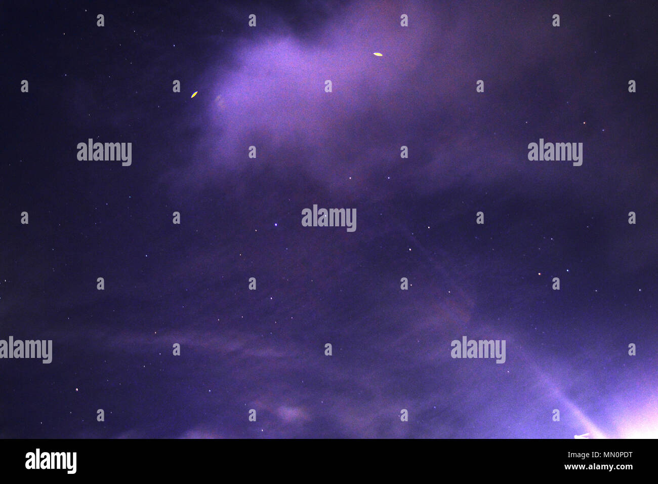 Astrophotography - Stock Image